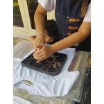 Batik Wax Stamping Workshop