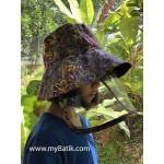 Batik Hat & Shield