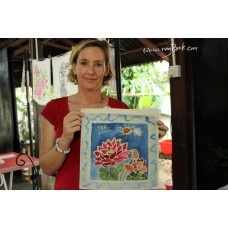 Batik Green Bag Workshop