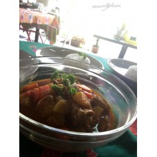 Nyonya Curry Chicken Cooking Workshop