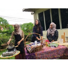 Nasi Lemak Cooking Workshop