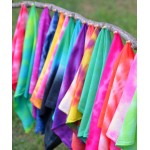 Tie & Dye Scarf Workshop