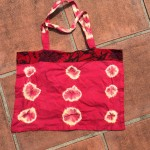 Tie Dye Bag Workshop