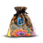 Batik Drawstring Bag Small