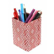 Songket Pen Holder