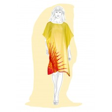 Sunshine Kaftan Long
