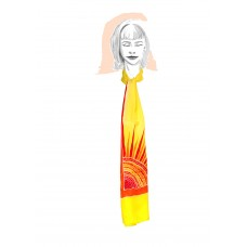 Sunshine Long Scarf