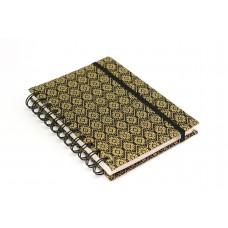 Songket Notebook Large