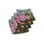 Batik Coaster Set of 4Pcs