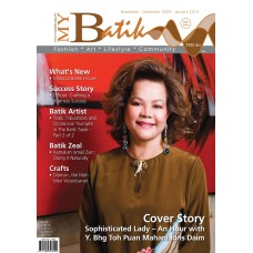 myBatik magazine issue08