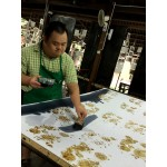 Batik Table Cloth by Hai Lian