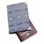 Songket Passport Holder